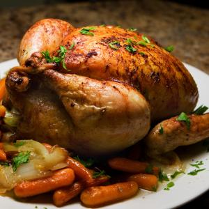Roast Chicken Full